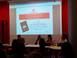 M. Da Gragnano con AAT a Pisa
