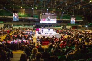 Conferenza 3° settore , 9 febbraio 2019 Firenze, Nelson Mandela Forum